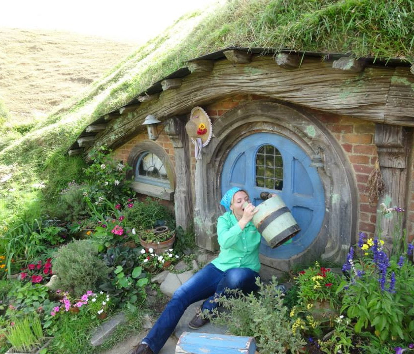 Hobbiton & Waitomo Small Group Guided Tour from Auckland
