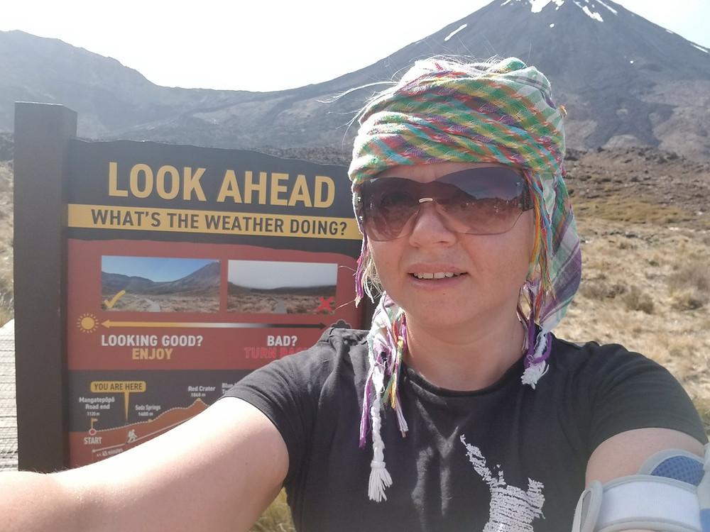 Тонгариро Кроссинг, Tongariro Crossing, Новая Зеландия, туры в Новую Зеландию