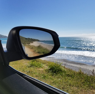 Западное побережье Южного острова