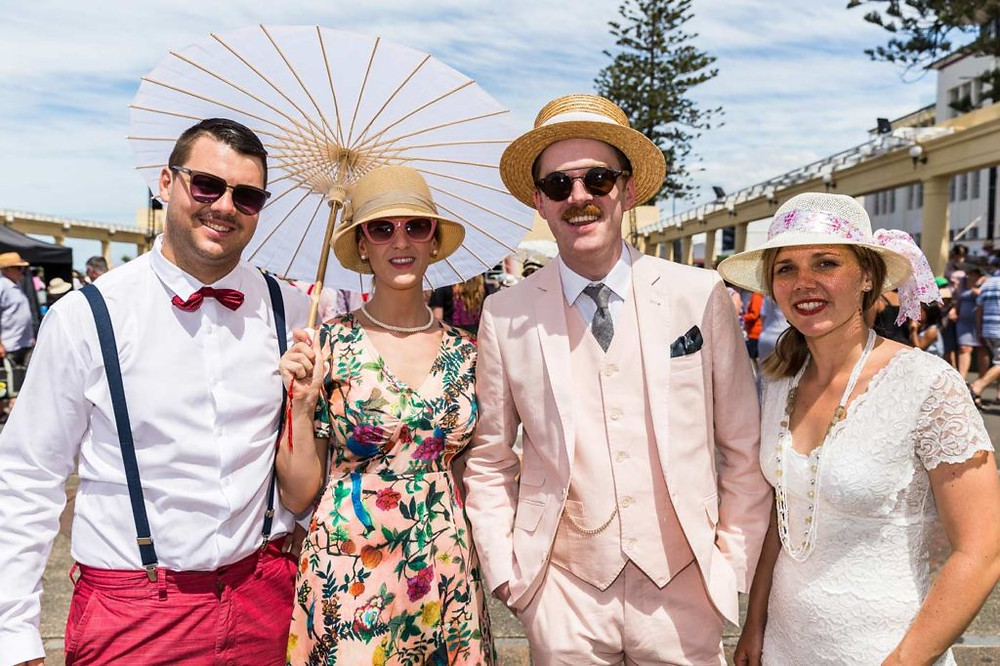 Art Deco festival, Napier, festivals in New Zealand