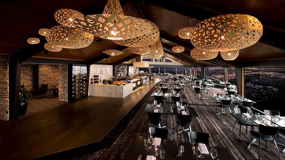 Skyline Rotorua Stratosphere Restaurant