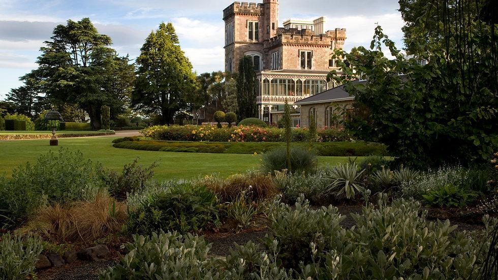 Larnach Castle Dunedin New Zealand. New Zealand activities. Tours to New Zealand.