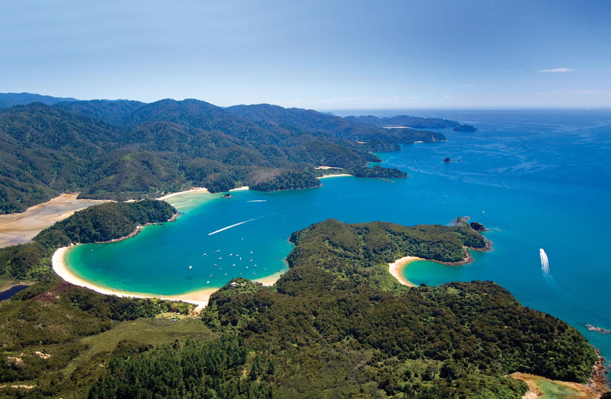 Abel Tasman National Park, New Zealand attractions, New Zealand activities