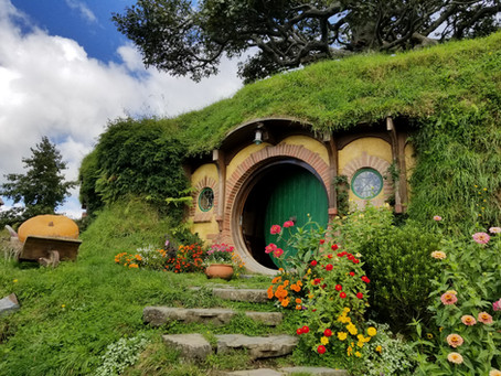Hobbiton and Matamata