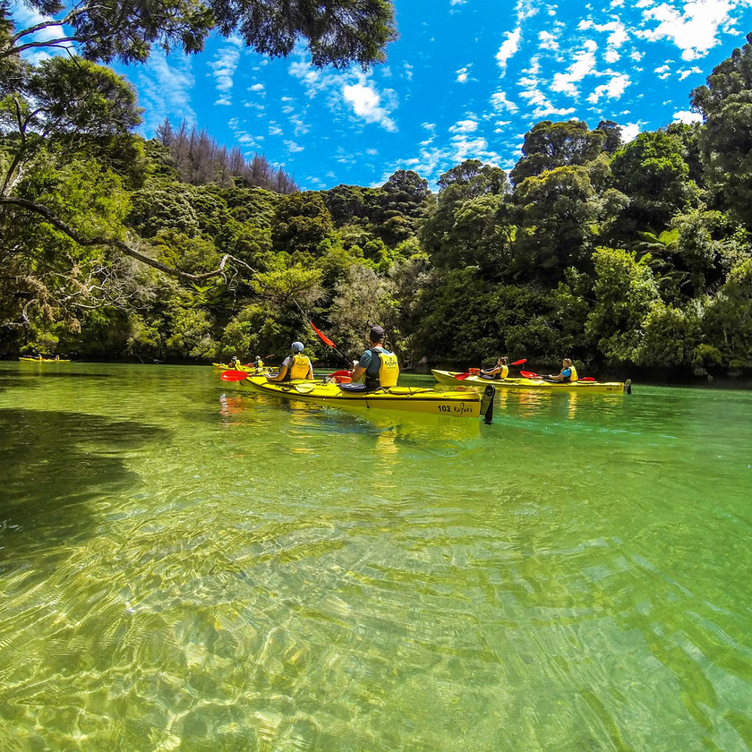 Abel Tasman Kayaking: Two Day Classic