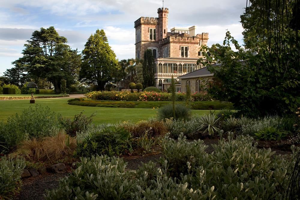 Замок Ларнак, Данидин, Новая Зеландия. Туры в Новую Зеландию. Гид в Новой Зеландии.