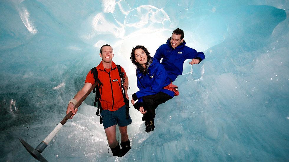 Вертолетная экскурсия на ледник Франца Иосифа, Новая Зеландия. Туры в Новую Зеландию. Экскурсии в Новой Зеландии.