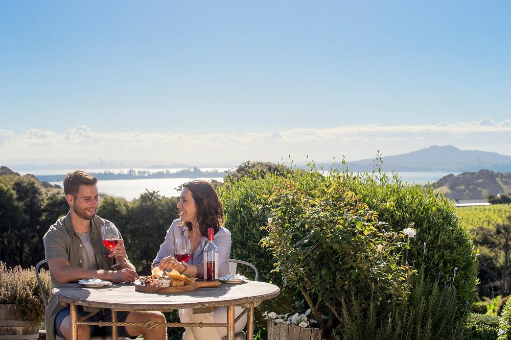 Винный тур на остров Вайхеке из Окленда, Новая Зеландия, туры в Новую Зеландию