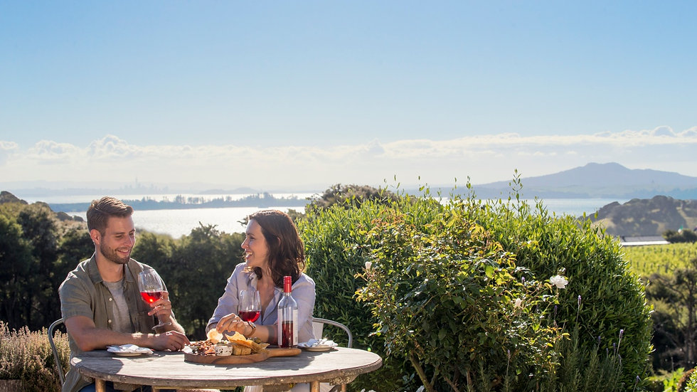 Waiheke Wine Tour Auckland New Zealand