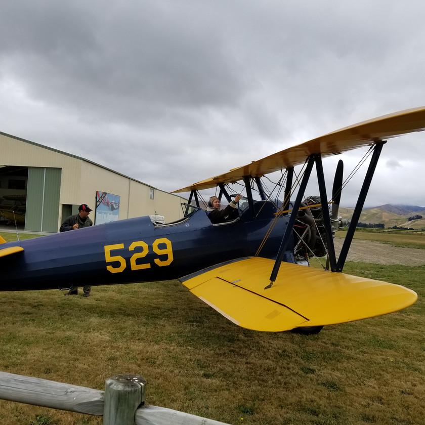 Omaka aviation museum Blenheim New Zealand