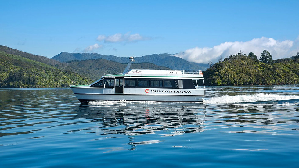 Beachcomber Cruises Marlborough Sound