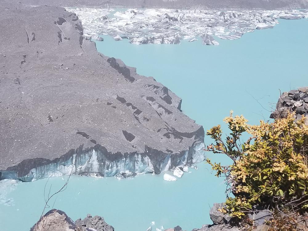 Ледник Абеля Тасмана, Новая Зеландия. Туры в Новую Зеландию.