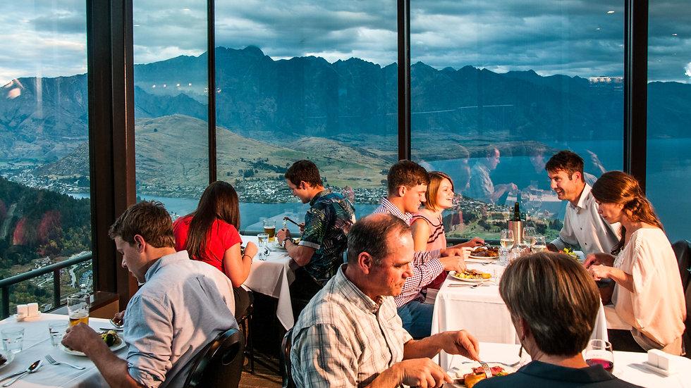 Skyline Gondola & Dinner Queenstown