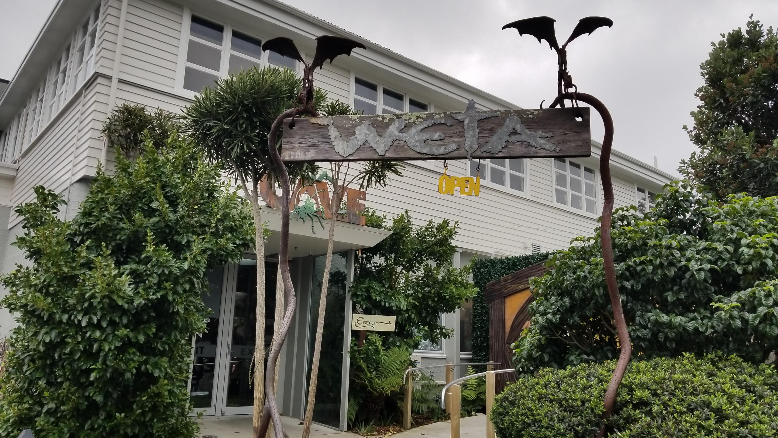 Weta Cave tours, Wellington, New Zealand activities, tours of New Zealand