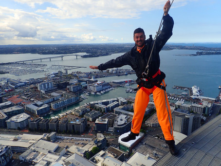 Extreme Activities in New Zealand