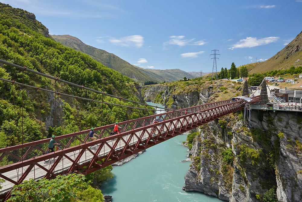 Ущелье Каварау, Квинстаун. Туры в Новую Зеландию.