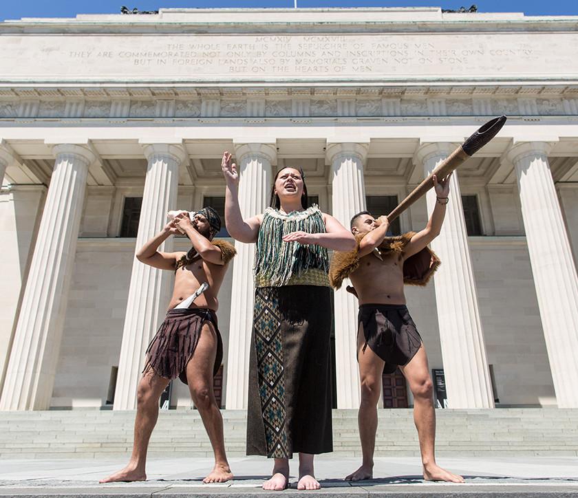 Auckland Museum Admission + Maori Cultural Experience