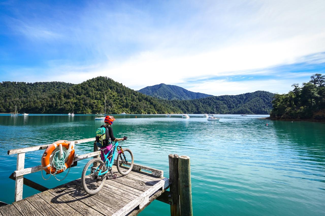 Cycling in Marlborough, New Zealand activities, New Zealand tours