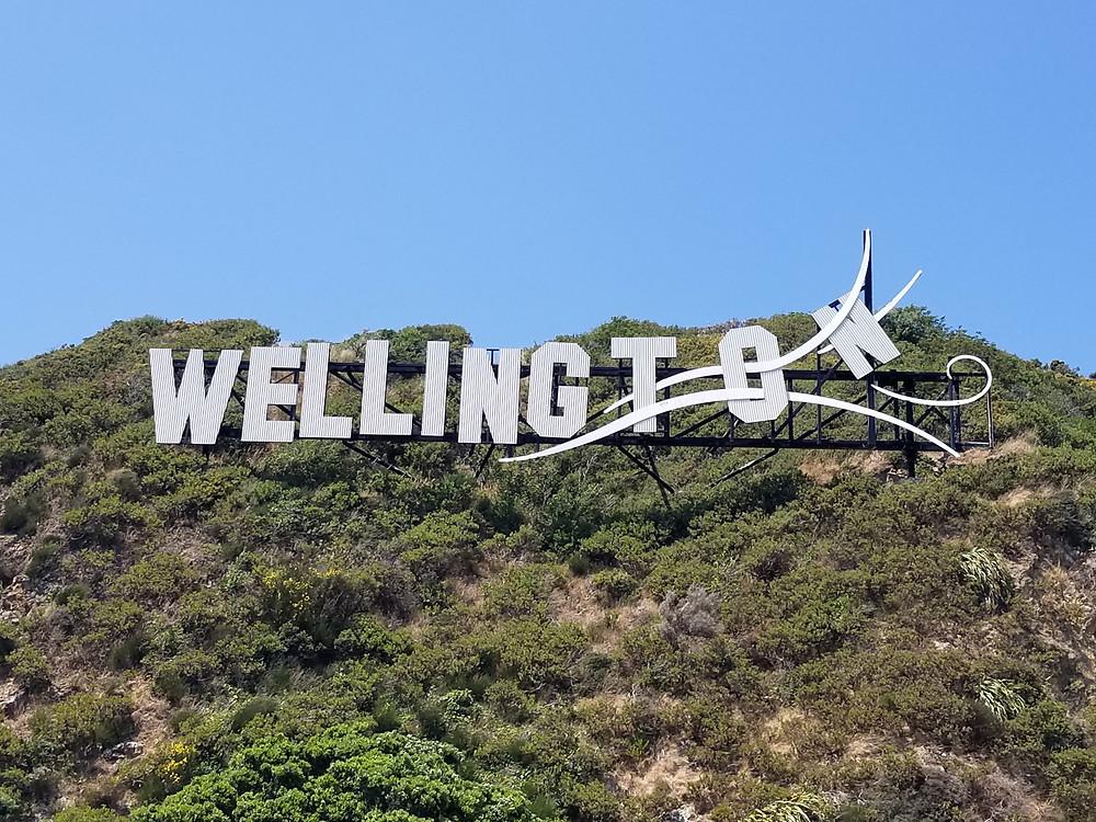 Веллингтон, Новая Зеландия. Тур в Австралию и Новую Зеландию.