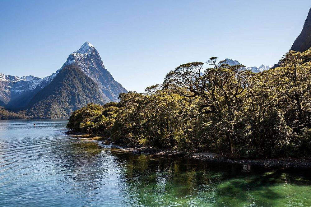 Даутфул Саунд Новая Зеландия