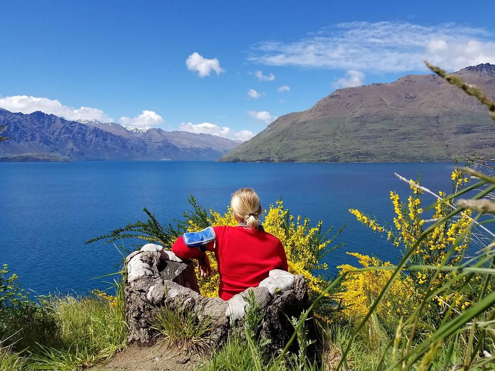 Sunshine Bay, Квинстаун, Новая Зеландия, туры в Новую Зеландию