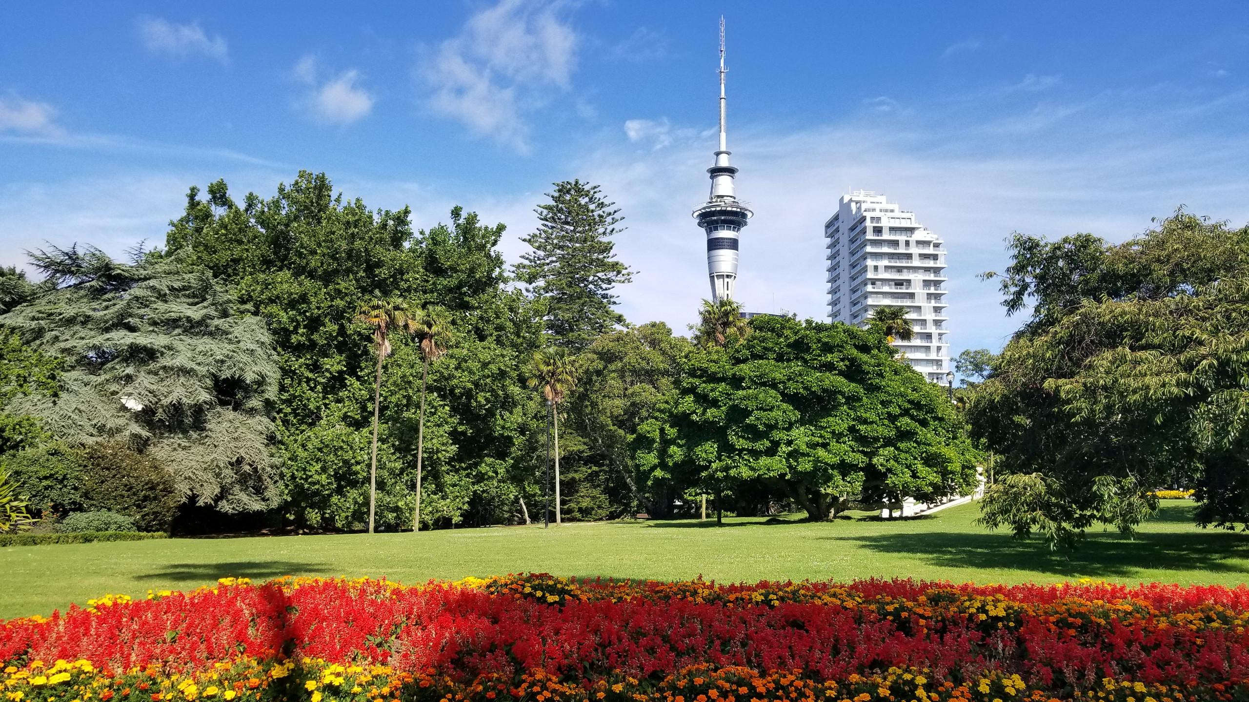 Albert park, Auckland, New Zealand attractions, New Zealand activities