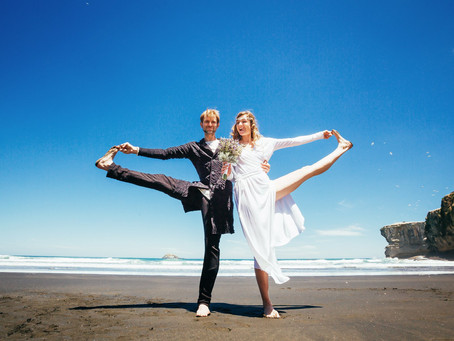 Свадьба в Новой Зеландии