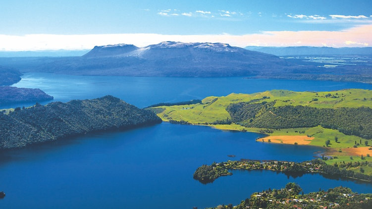 Rotorua flights New Zealand