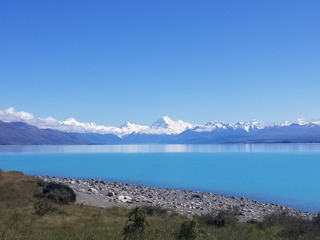 South Island Gems. Group tour in November 2020.