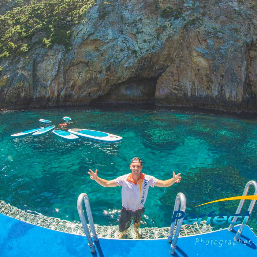 Cruise to Poor Knights Islands with Snorkelling, Kayaking and Diving Options