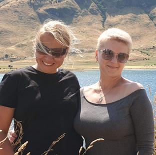 Рядом с озером Хавеа