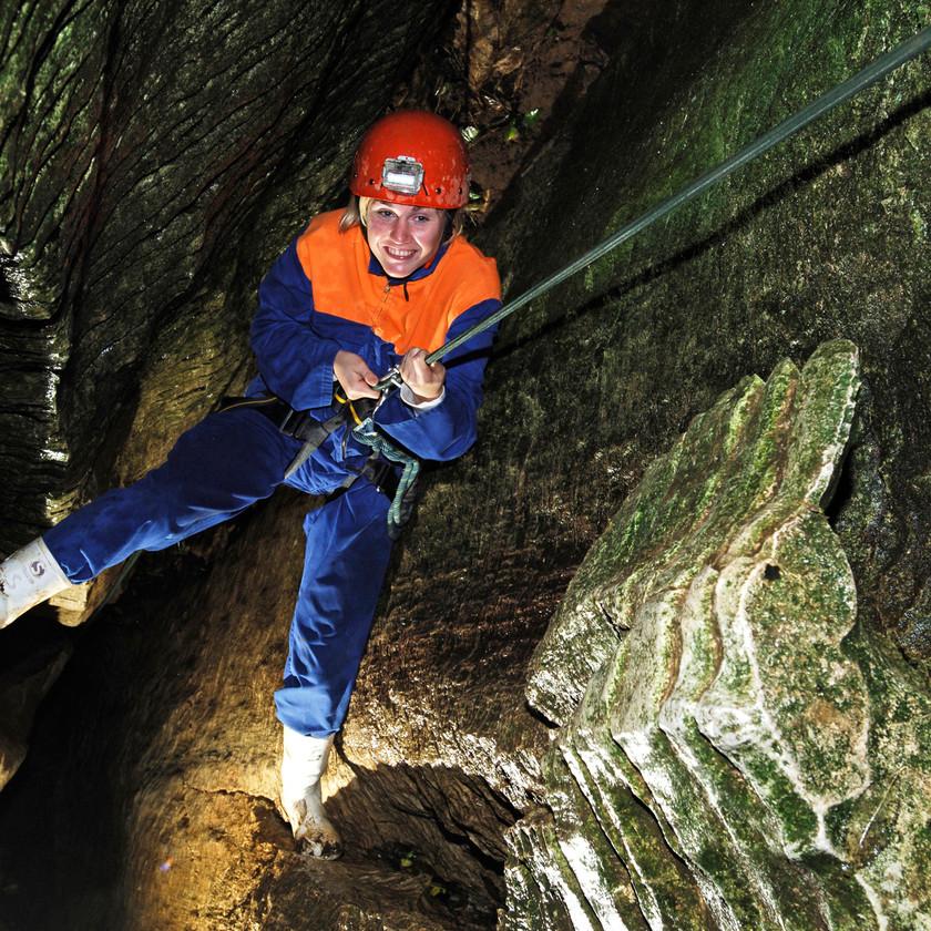 St Benedicts Caverns, Waitomo