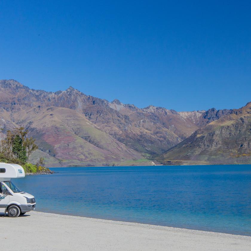 Travelling Around New Zealand