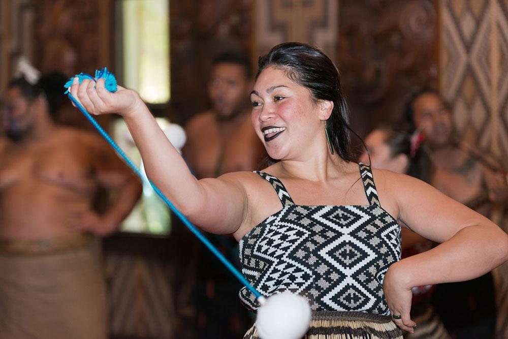 Маорийская культура Новая Зеландия