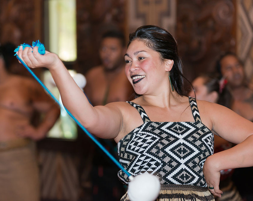 Maori culture New Zealand