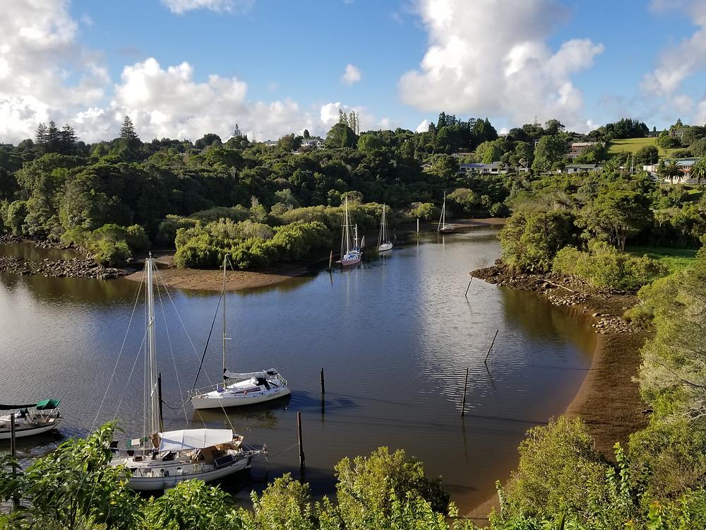 Керикери, Залив Островов, Новая Зеландия