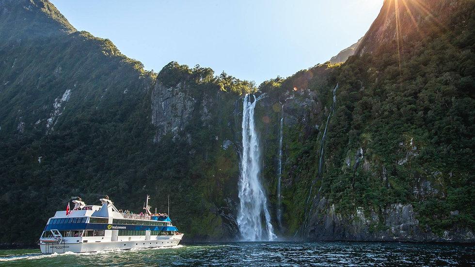Milford Sound Scenic Cruises ex Milford Sound