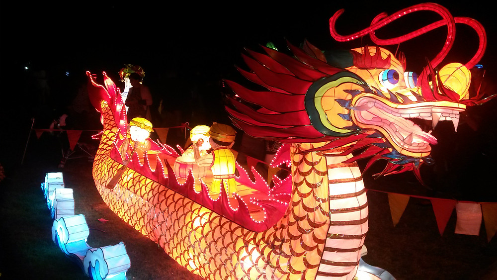 Lantern festival in Auckland, festivals in New Zealand