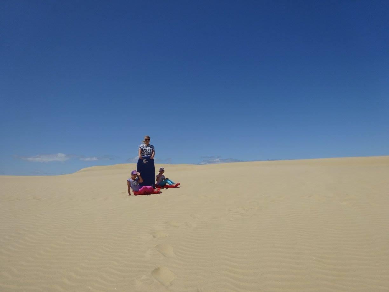 Катание с дюн на 90-мильном пляже в Новой Зеландии
