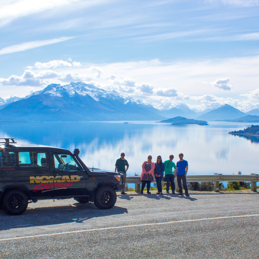 Lord of the Rings Safari: from Queenstown to Glenorchy
