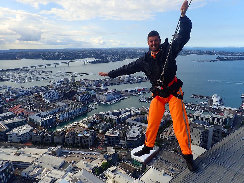 экстремальные активности в Новой Зеландии, Skywalk, туры в Новую Зеландию
