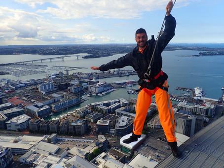 Активные виды развлечений в Новой Зеландии