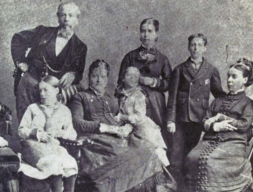 Семья Ларнак, туры в новую Зеландию