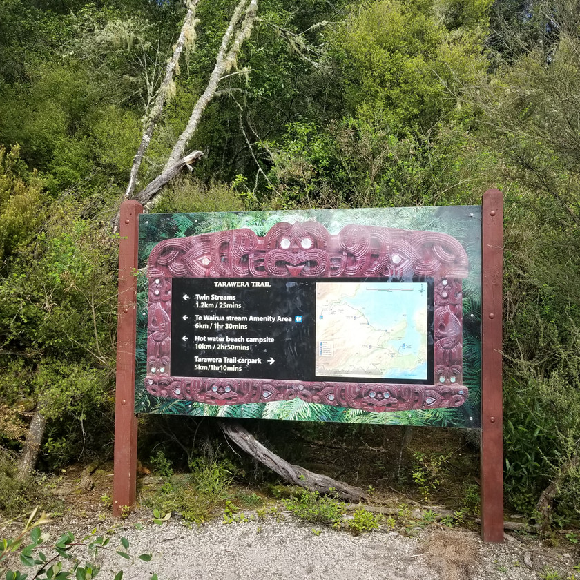 Tarawera trail, New zealand activities, tours to New Zealand