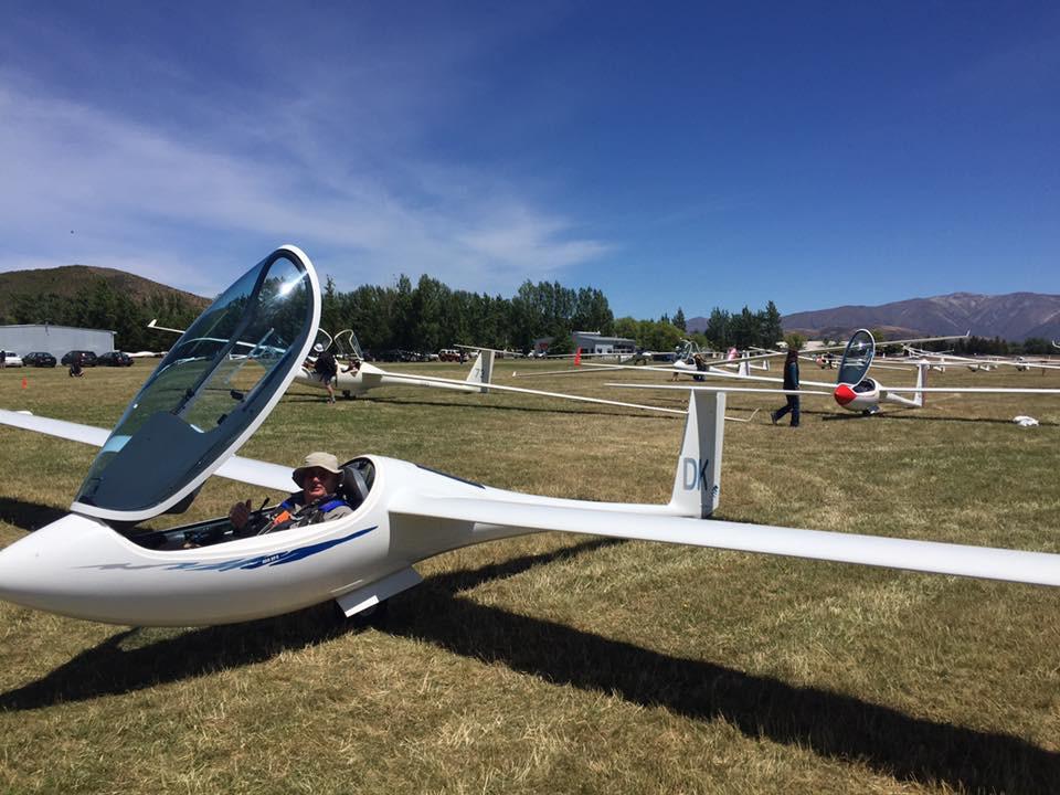 полет на планере, Омарама, Новая Зеландия, туры в Новую Зеландию