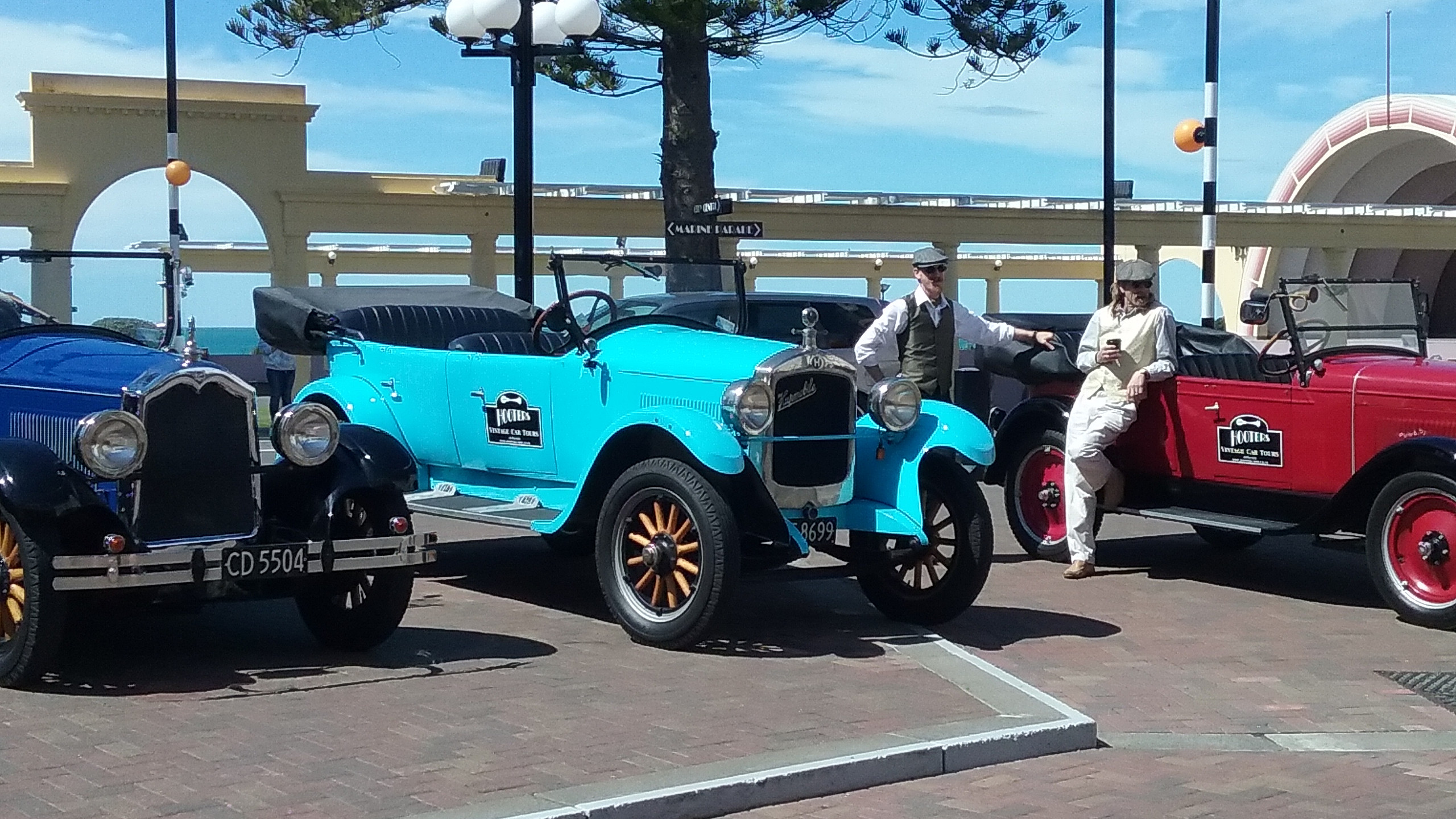 Napier City Tour by Vintage Car, New Zealand attractiona, New Zealand activities