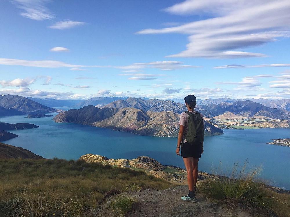 Roy's Peak, Ройз пик, Вонака, Новая Зеландия, туры в Новую Зеландию