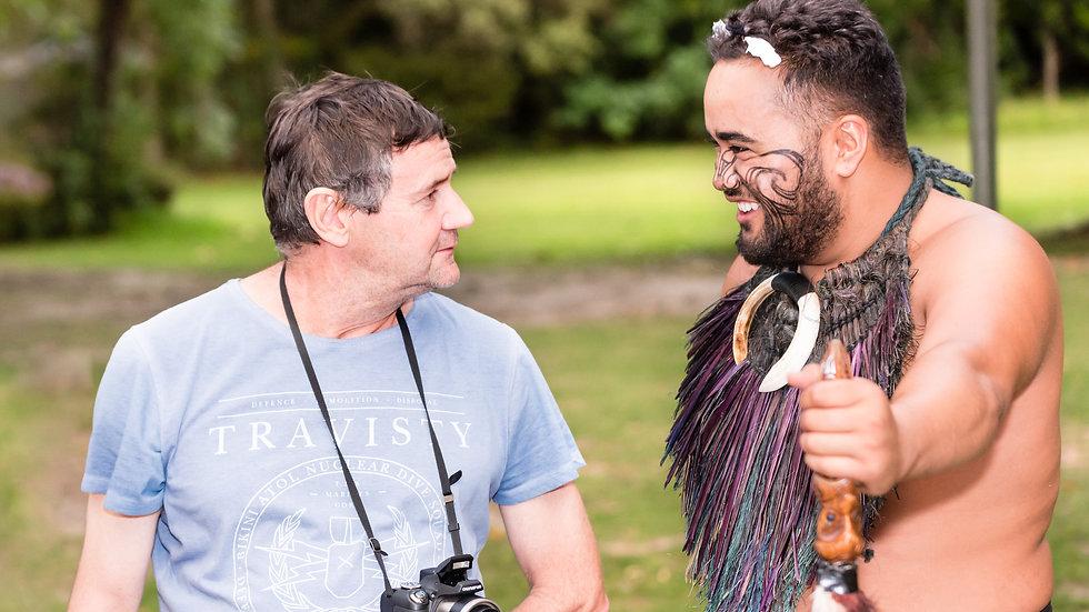 Waitangi Treaty Ground New Zealand