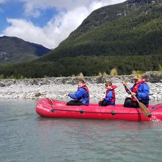 Каякинг по реке Дарт
