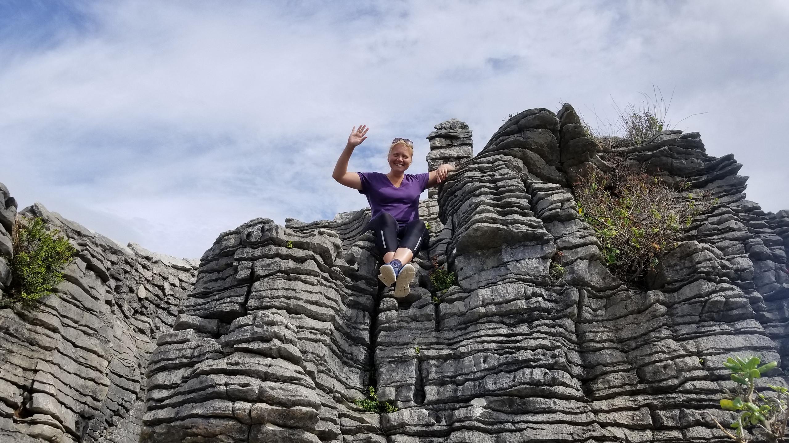 Punakaiki pancake rocks, New Zealand attractions, New Zealand activities